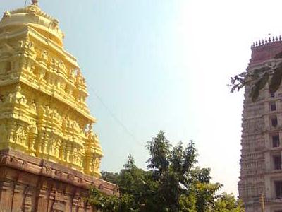 Diguva Mangalagiri Temple Guntur Dist  A P