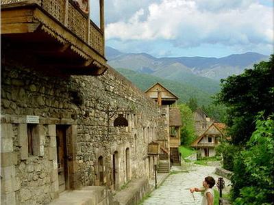 Old Sharambeyan Street