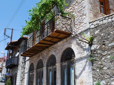 House In Dimitsana
