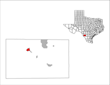 Dimmit County Carrizo Springs