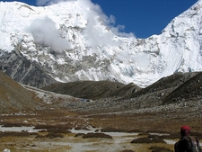 Dingbuche To Island Peak Base Camp - Nepal