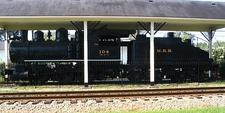 Dinky Steam Locomotive