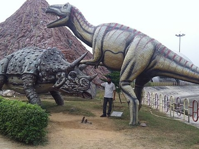 Dino Park At Science City