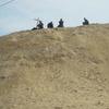 Displaced Mound At Site