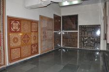 Display Of Textiles