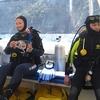 Divers @ Poor Knights NZ Island Dive Site