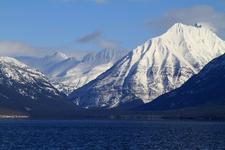 Divide Mountain - Glacier - USA