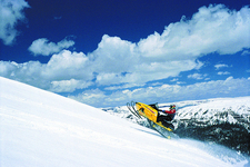Divide Trail - Yellowstone - USA