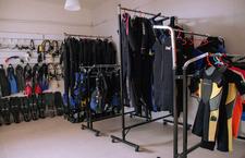 Diving Center Equipment