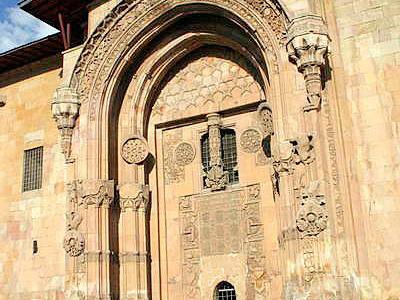 Divrii Portal Great Mosque