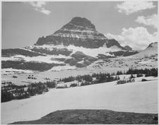 Dixon Glacier Montana USA
