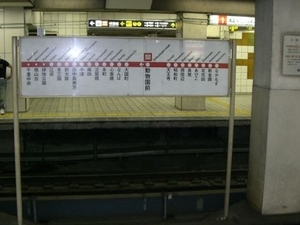 Dōbutsuen-Mae Station