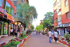 Ismail Besikci Avenue