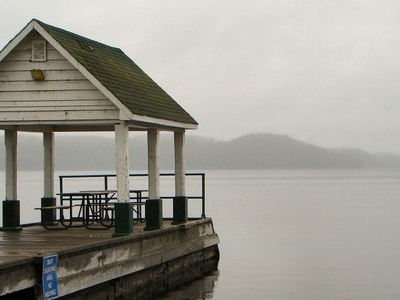 The Lake Of Bays In Dwight