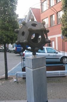 Dodecahedron Tongeren