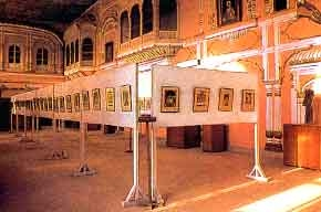 Mubarak Mandi Palácio
