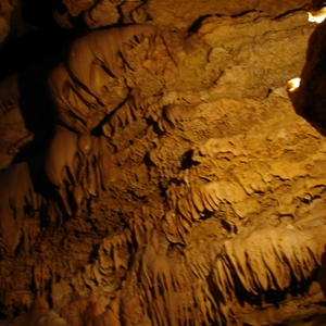 Dominant Feature Of The Caverns