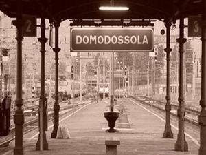 Domodossola estación de tren