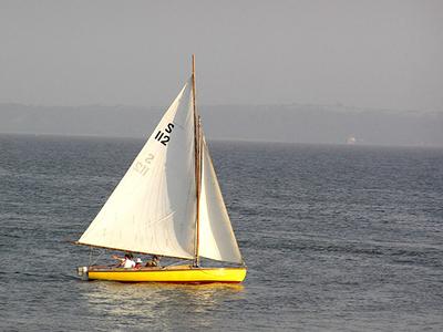 Dona Paula Sailboat
