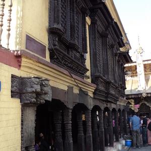 Dongak Chhyoling Old Monastry Inside
