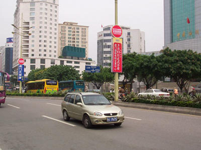 Dongguan City View