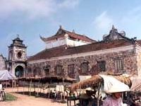 Dong Xam Templo