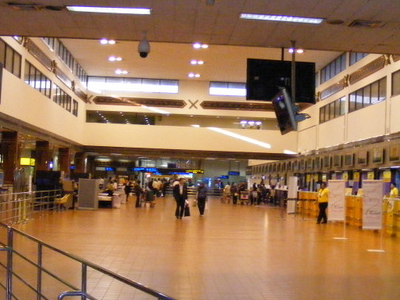 Don  Mueang  Airport     Domestic Terminal  Check  In Area