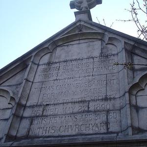 Donnybrook Cemetery Entrance