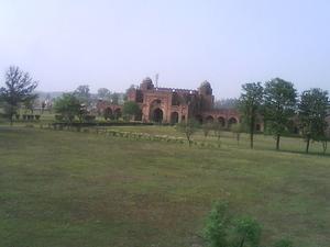 Mughal Serai