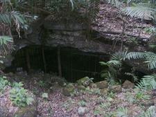 Dos Pilas Cave Entrance - Petén Department - Guatemala
