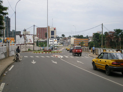 Douala City Centre
