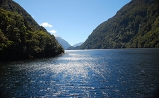 Doubtful Sound - Fiordland National Park NZ