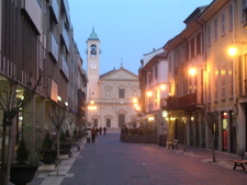 Downtown Saronno