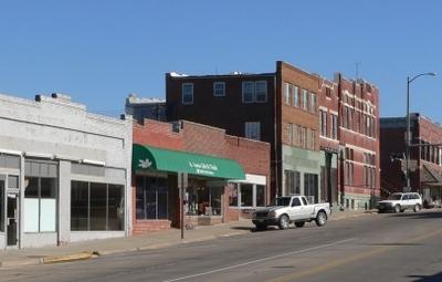 Downtown Auburn Central Avenue
