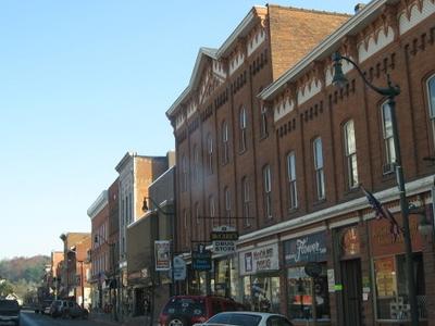 Downtown Brookville