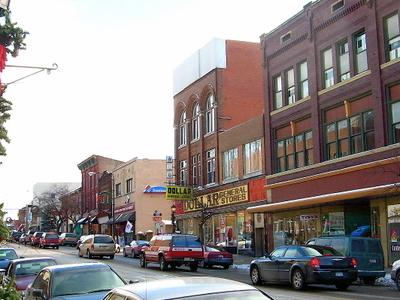 Downtown Cambridge