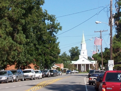 Downtown Carencro