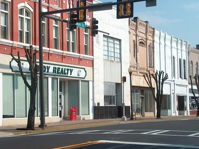 Downtown Cedartown