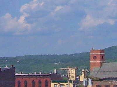 Downtown Seen From The West