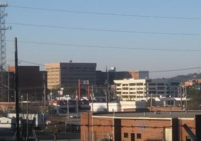 Downtown Columbus Skyline