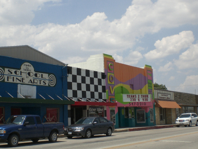 Downtown Copperas Cove
