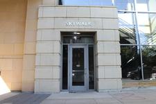 Downtown Des Moines Skywalk Entrance