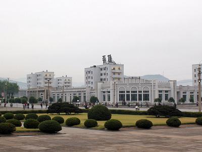 Downtown Chongjin