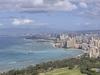Downtown Honolulu From The Diamond Head