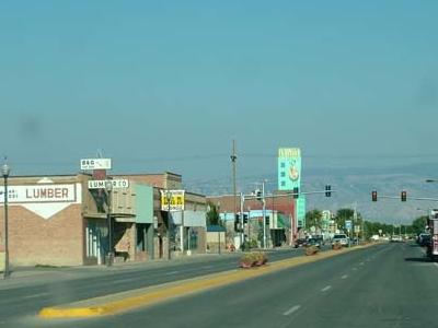 Downtown Lovell