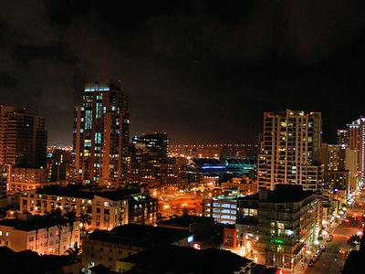 Downtown San Diego Nights