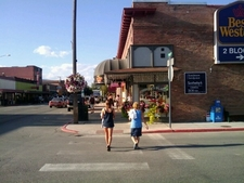 Downtown Sandpoint