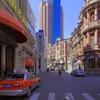 Downtown Shanghai Street View