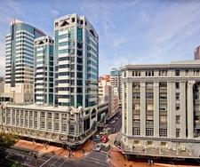 Downtown Wellington Buildings NZ