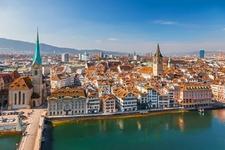 Downtown Zurich - Switzerland
